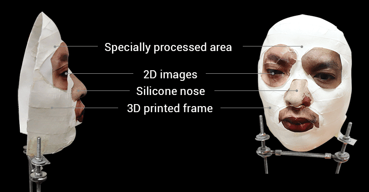 Apple iPhone X's Face ID Hacked (Unlocked) Using 3D-Printed Mask