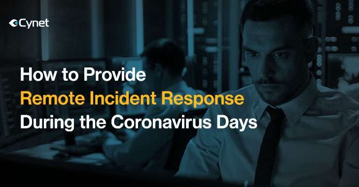 Incident Response During Coronavirus