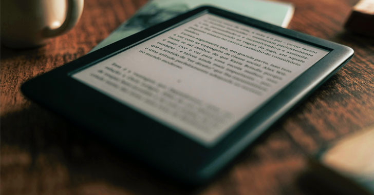 New Amazon Kindle Bug Could've Let Attackers Hijack Your eBook Reader