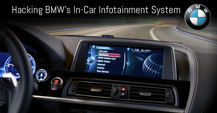 Flaw Allows Attackers to Remotely Tamper with BMW's In-Car Infotainment System