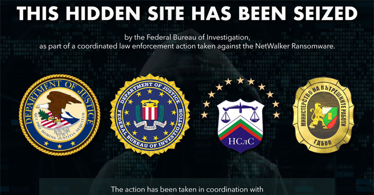 Authorities Seize Dark-Web Site Linked to the Netwalker Ransomware