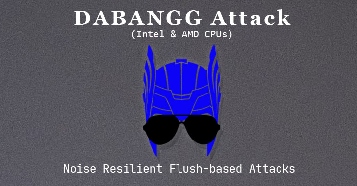New Noise-Resilient Attack On Intel and AMD CPUs Makes Flush-based Attacks Effective