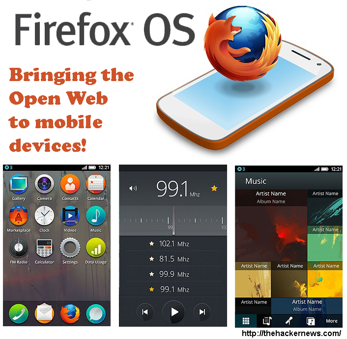 Firefox OS for smartphones, incredible platform for Developers