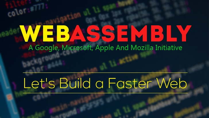 WebAssembly — New Standard for Powerful and Faster Web Apps