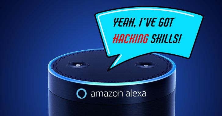 ALERT: Malicious Amazon Alexa Skills Can Easily Bypass Vetting Process