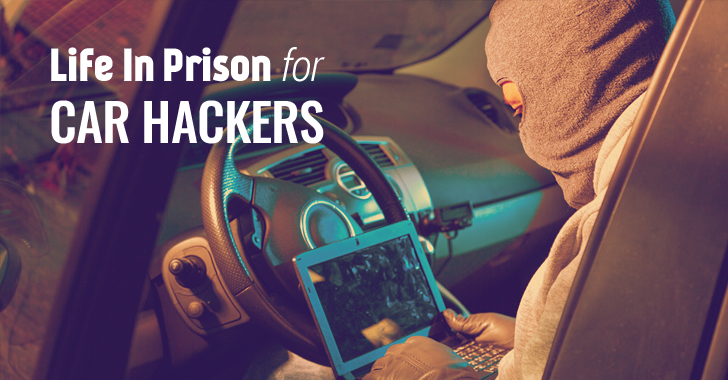 Car Hackers Could Face Life In Prison. That's Insane!