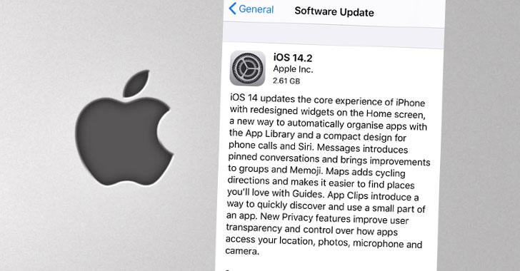 Apple iOS Security Update