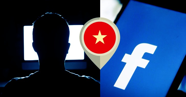 Facebook Tracks APT32 OceanLotus Hackers to IT Company in Vietnam