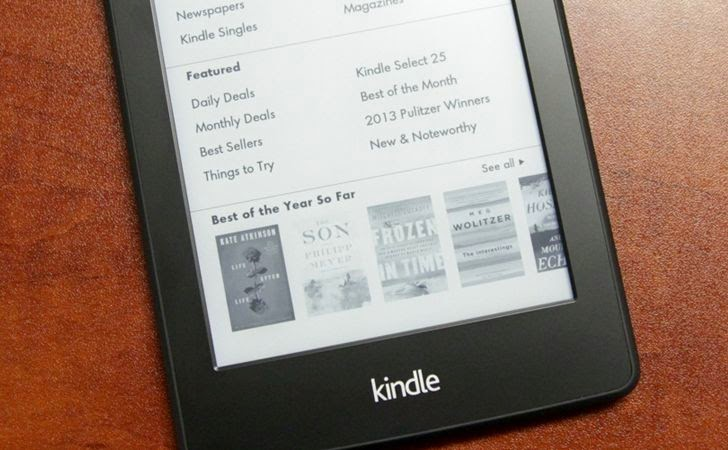 Malicious Kindle Ebook Lets Hackers Take Over Your Amazon Account