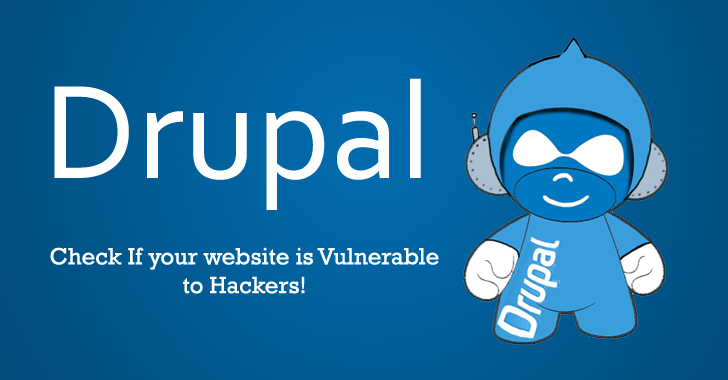 3 Popular Drupal Modules Found Vulnerable — Patch Released