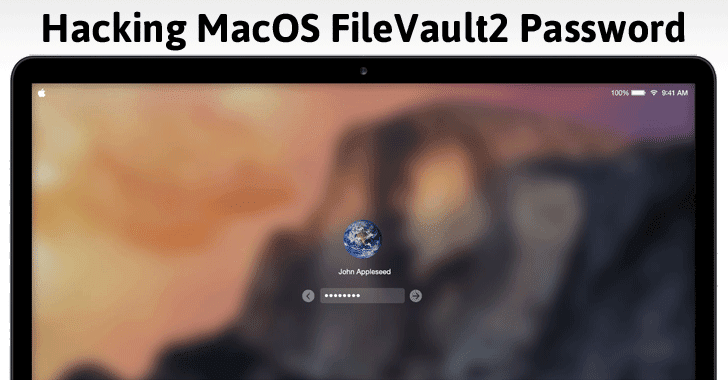 How to Hack Apple Mac Encryption Password in Just 30 Seconds