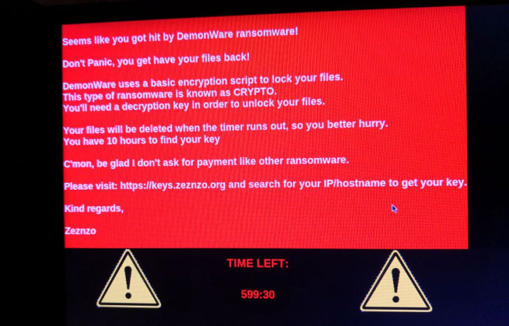Cybercrime Group Asking Insiders for Help in Planting Ransomware