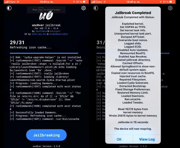 ios iphone jailbreak exploit