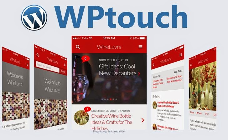 WPTouch WordPress Plugin Vulnerability allows Hackers to Upload PHP backdoors