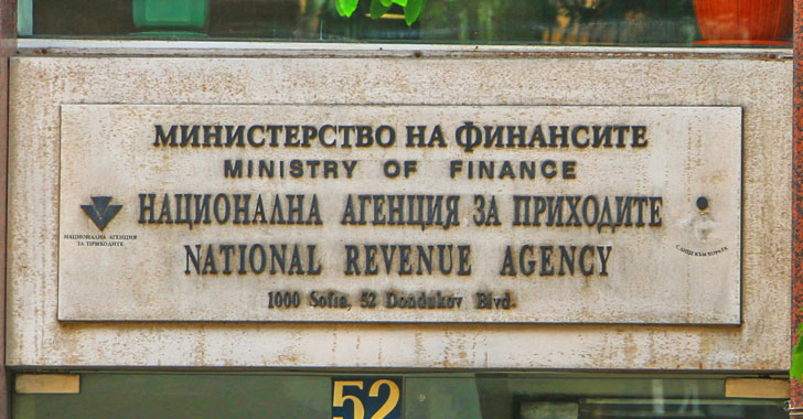 Hacker Stole Data of Over 70% Bulgarian Citizens from Tax Agency Servers