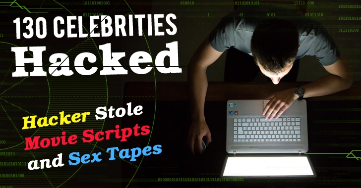 130 Celebrities' Email Accounts Hacked; Hacker Stole Movie Scripts and Tapes