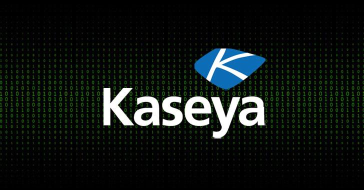 Kaseya REvil Ransomware Attack