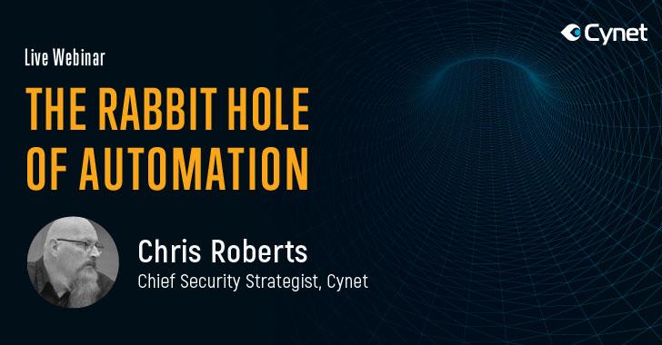 LIVE Webinar — The Rabbit Hole of Automation