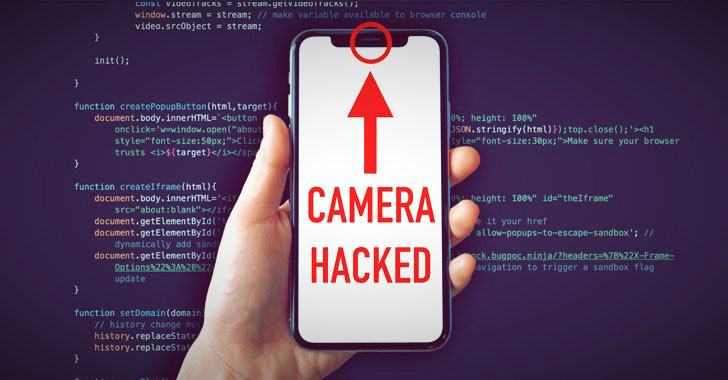 Hacker Discovers Apple Cameras Can Be 'Hijacked,' Earns $75K Bug Bounty