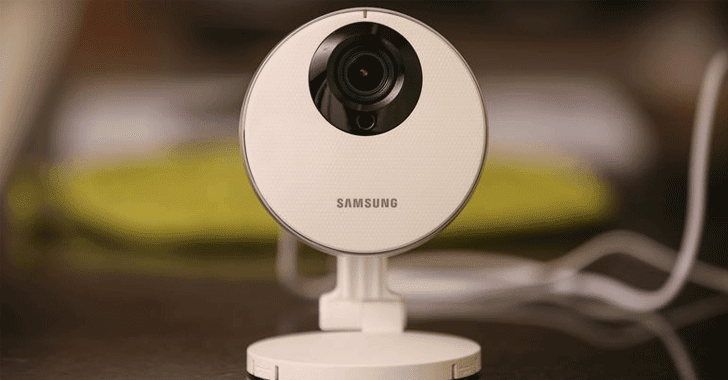 Smile! Hackers Can Remotely Access Your Samsung SmartCam Security Cameras