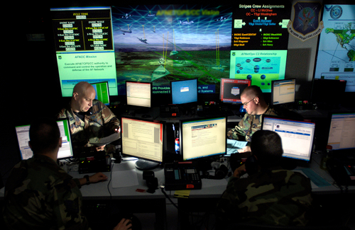 Report says : US considered cyber war on Libya