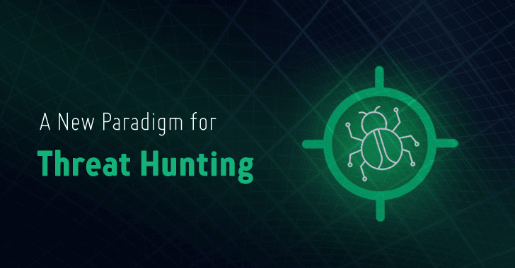 A New Paradigm For Cyber Threat Hunting