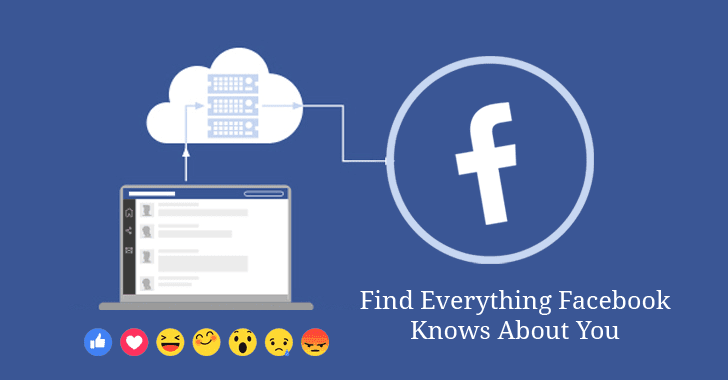 How to Find Out Everything Facebook Knows About You