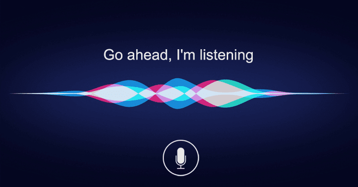 Hackers Can Silently Control Siri, Alexa & Other Voice Assistants Using Ultrasound