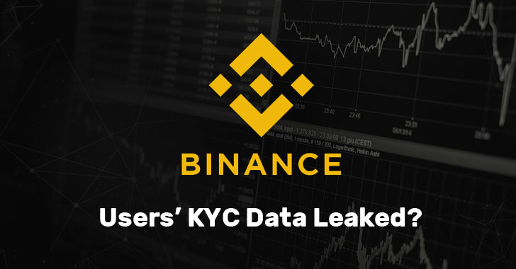 Binance KYC Data Leak — Crypto Exchange Sets $290,000 Bounty On Blackmailer