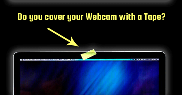 FBI Director — You Should Cover Your Webcam With Tape