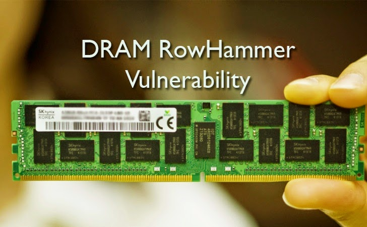 DRAM Rowhammer vulnerability Leads to Kernel Privilege Escalation