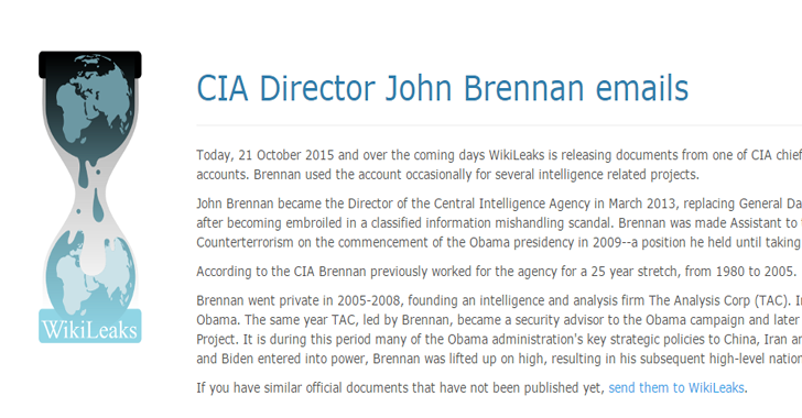 wikileaks-publishes-cia-director-emails