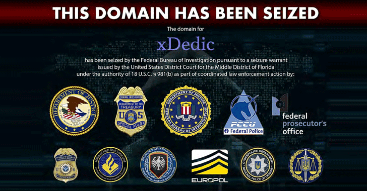 Police Shut Down xDedic – An Online Market for Cyber Criminals