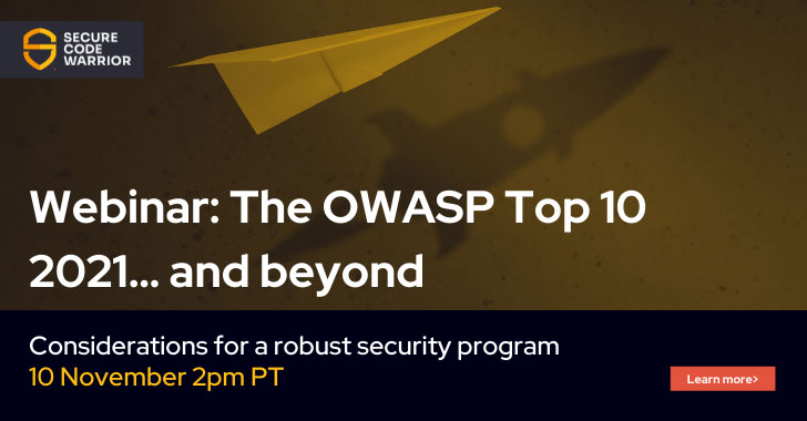 OWASP's 2021 List Shuffle: A New Battle Plan and Primary Foe