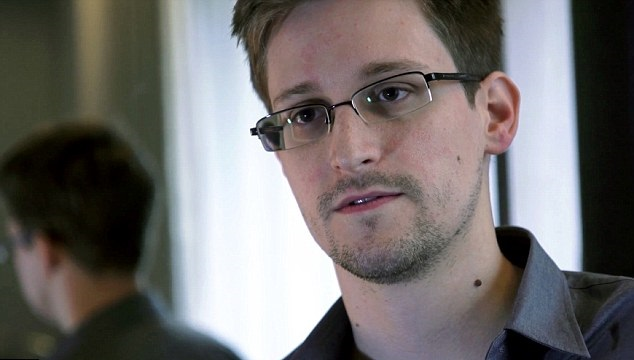 Edward Snowden, whistleblower behind the NSA surveillance Program leak