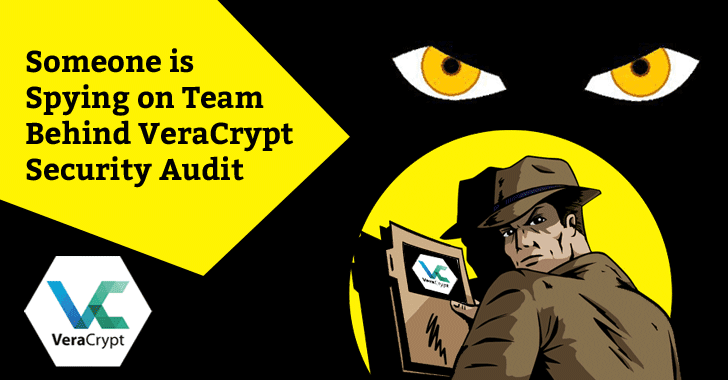 Someone is Spying on Researchers Behind VeraCrypt Security Audit