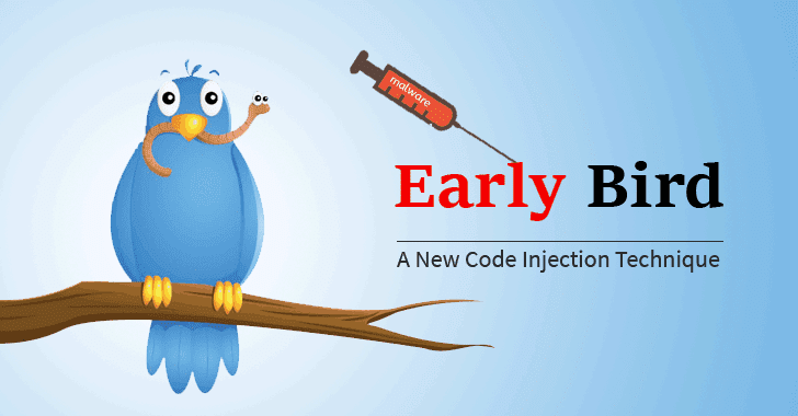 Hackers Found Using A New Code Injection Technique to Evade Detection