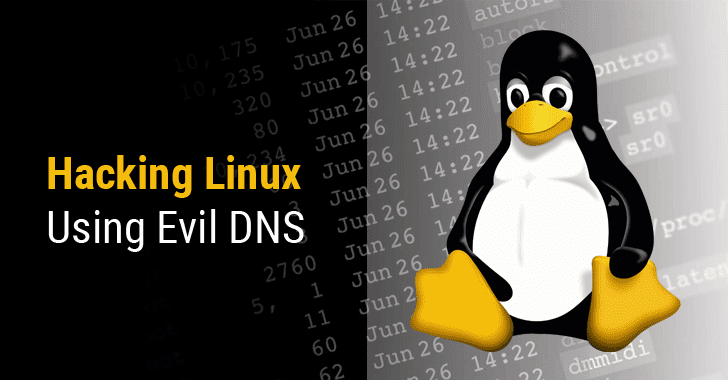 Your Linux Machine Can Be Hacked Remotely With Just A Malicious DNS Response