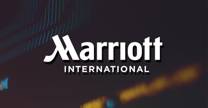 Marriott Faces $123 Million GDPR Fine Over Starwood Data Breach