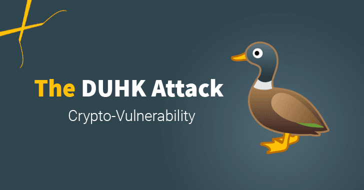 DUHK Attack Lets Hackers Recover Encryption Key Used in VPNs & Web Sessions