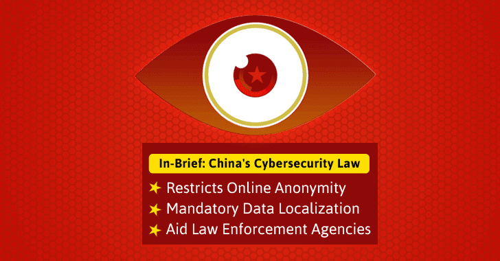 China Passes Cybersecurity Law to Tighten its Control over the Internet