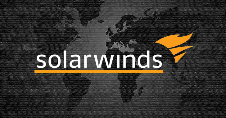 solarwinds backdoor