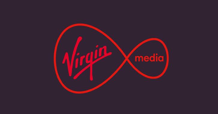 virgin media data breach