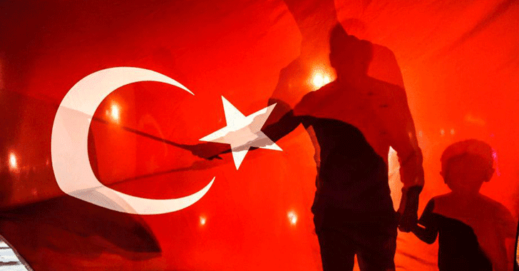 75,000 Turks Arrested So Far for Downloading Encrypted Messaging App