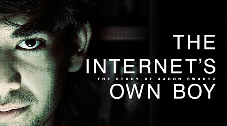 Movie Review: The Internet's Own Boy - The story of Aaron Swartz