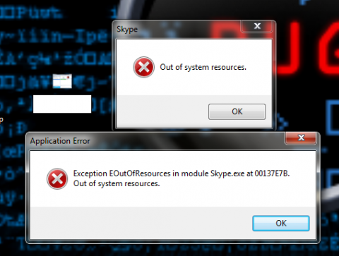 Corruption and Persistent Vulnerability in Skype 5.8 and 5.5 [Video POC]