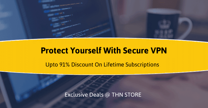 Secure VPN Services — Get 91% Off On Lifetime Subscriptions