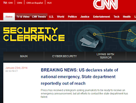 CNN's Twitter, Facebook and website hacked by Syrian Electronic Army