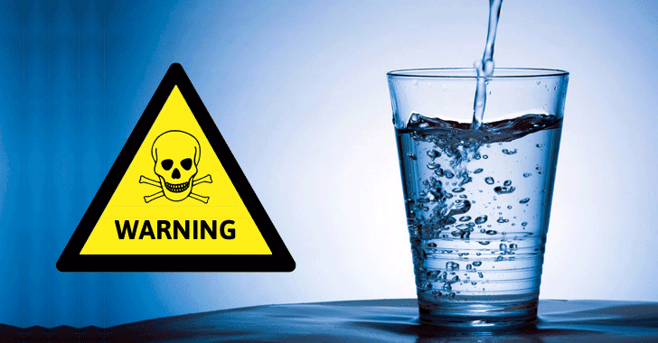 This Ransomware Malware Could Poison Your Water Supply If Not Paid